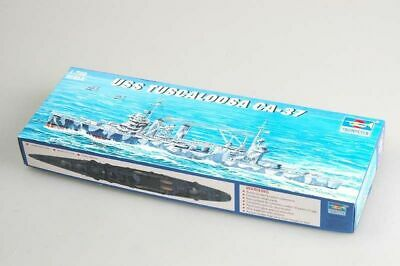 TRUMPETER® 05745 USS Tuscaloosa CA-37 in 1:700