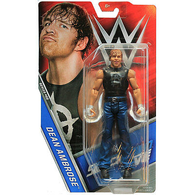 WWE Basic Action Figure Series 69 - Dean Ambrose  *BRAND NEW*