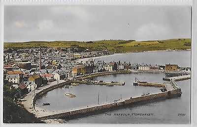 Stonehaven Aberdeenshire - The Harbour