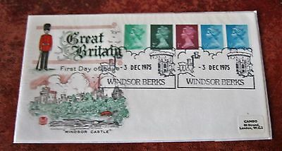 GB Windsor Castle 1975  FDC