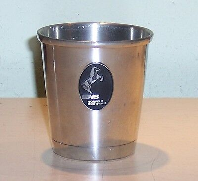 """""""NS Norfolk Southern Cup Stainless 3-1/2"""" Inch Tall"""