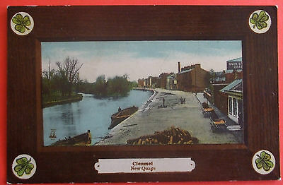 Postcard 1910 NEW QUAYS,CLONMEL,Co.TIPPERARY,IRELAND