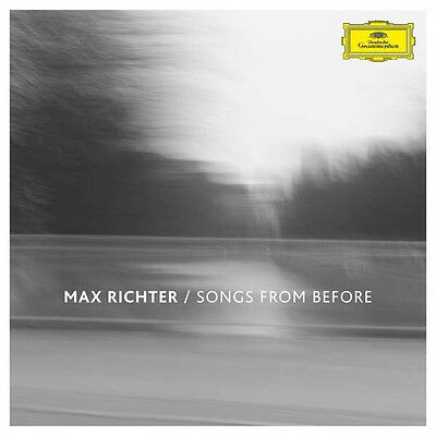 MAX RICHTER Songs From Before 2016 180g Heavy Vinyl LP + MP3  NEW/SEALED