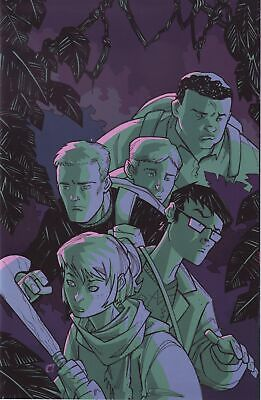 The Woods #1 ~ Limited Edition ~ BOOM! Studios