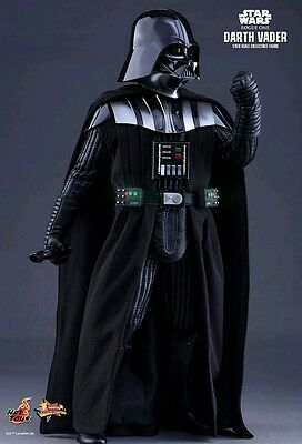 """1:6 Scale Figures--Star Wars: Rogue One - Darth Vader 12"""" 1:6 Scale Action Figur"""