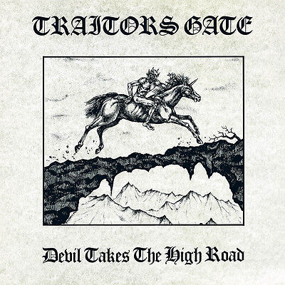 TRAITORS GATE - Devil Takes the High Road  MLP  ULTRA CLEAR  NWOBHM  VIRTUE