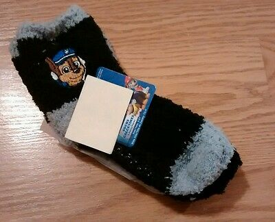 3 Paw Patrol Boys Non Slip Socks 3-5T 3T 4 4T 5 Years Old Toddler Chase Marshall