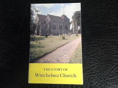 The Story Of Winchelsea Church, Guide, Vintage