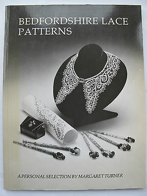 COLLECTION OF BEDFORDSHIRE LACE PATTERNS A PERSONAL SELECTION by MARGARET TURNER