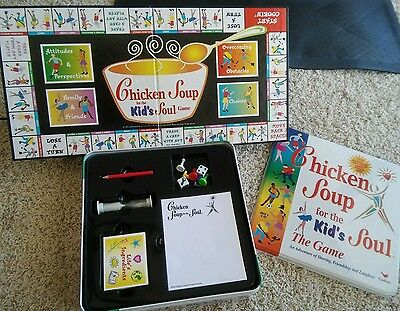 New Chicken Soup Board Game For The Kids Soul by Cardinal - Ages 8 & Up