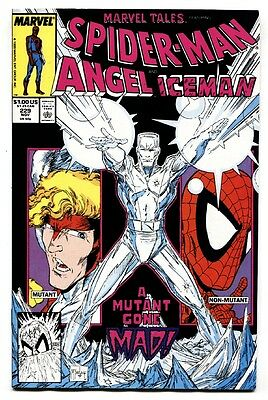 Marvel Tales #229 1989- Early Tood McFarlane Spider-Man cover