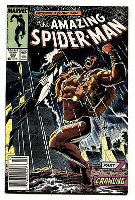 Amazing Spider-Man #293 1987-Marvel Comics Nm-