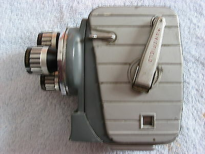 Vintage Mansfield Holiday 2 8 millimeter movie camera
