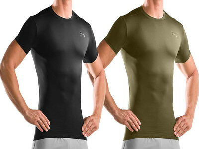 Under Armour Tactical Heat Gear Compression T-Shirt Herren Fitness 1216007