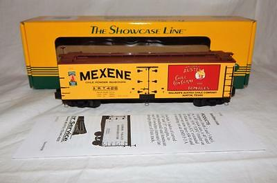 S Helper Service #00803 Mexene Chili ART 40' woodside reefer Austin Texas Austex