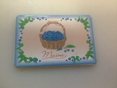 Maine State Collectible Magnet