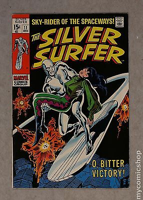 Silver Surfer (1968 1st Series) #11 FN 6.0