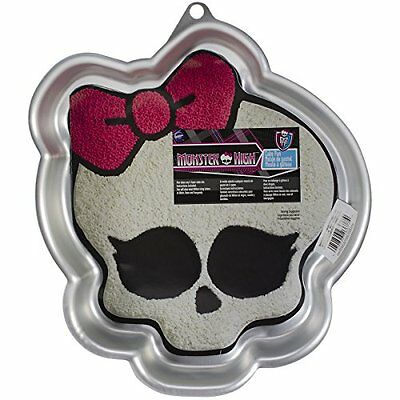 WILTON MONSTER HIGH DOLL GIRL BIRTHDAY PARTY CAKE PAN MOLD INSERT No2105-6677