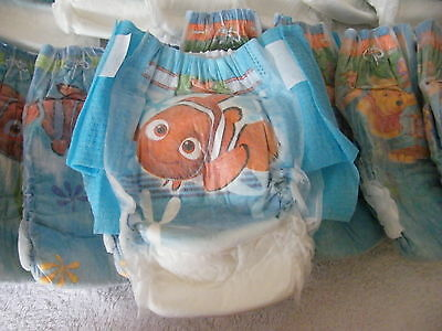 Lot 19 Huggies Little Swimmers Toddler Swim Diaper Disposable  size M/L