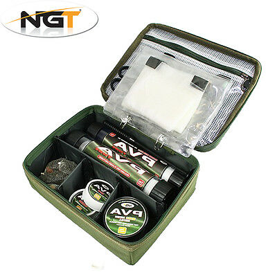 NGT PVA Rig Storage Bag Carp Pike Coarse Fishing Tackle New