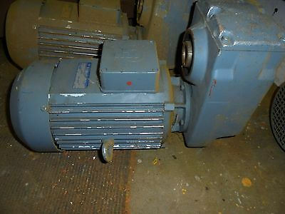 ABM Geared Electric motor Gearbox