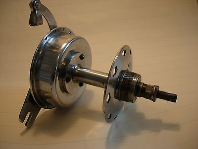 VINTAGE IDEAL FRENCH HUB DRUM BRAKE 1940s - 1950s