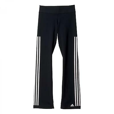 adidas Damen Trainingshose 3S Pant Straight