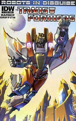 Transformers (2012 IDW) Robots In Disguise #3B VF