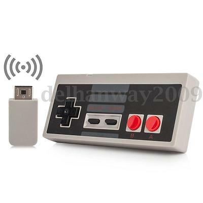 Pre-Order Rechargable Wireless Controller For Nintendo NES Classic Edition NEW