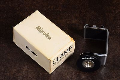 BOXED MINOLTA 16 Ps SUB MINI CAMERA FLASH CLAMP