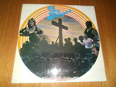 Original 1973 LARRY NORMAN VINYL LP - THE SON WORSHIPPERS - EXTREMELY RARE