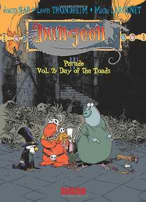 Dungeon Parade: Day of the Toads v. 2 (Dungeon: Parade) - Paperback NEW Sfar, Jo