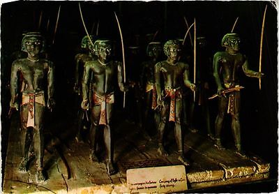CPM EGYPTE Group of 40 Sudanese Soldiers. Middle Kingdom (344101)