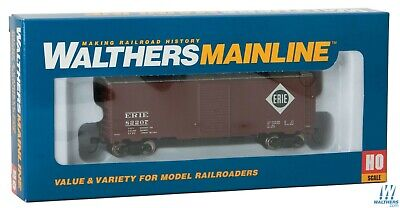 HO Erie 40' AAR 1948 Boxcar #82434 - Walthers Mainline #910-1780 vmf121