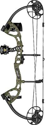 New 2016 Bear Archery Cruzer Lite RTH 45# Right Hand Xtra Camo Youth Bow Package