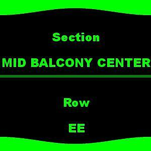 4 Tickets Guns N' Roses 8/5 War Memorial Stadium - AR Little Rock