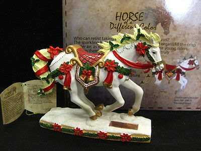 Like Trail of Painted Ponies Westland CHRISTMAS CAROUSEL low  #111/10,000