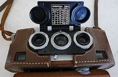 Realist Stereo Camera, used antique