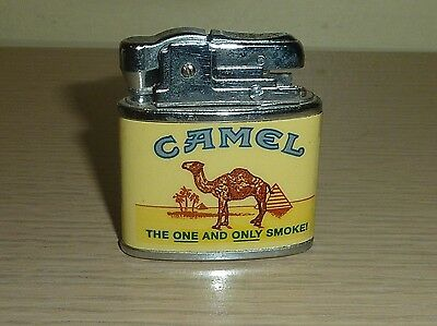 1995 Camel Cigarettes Advertising Lighter .. never fired up