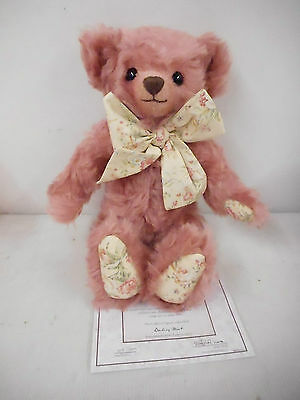 New Flora The Merrythought English Rose Bear