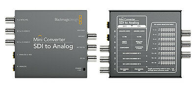 Blackmagic Design Mini Konverter Analog zu SDI 2