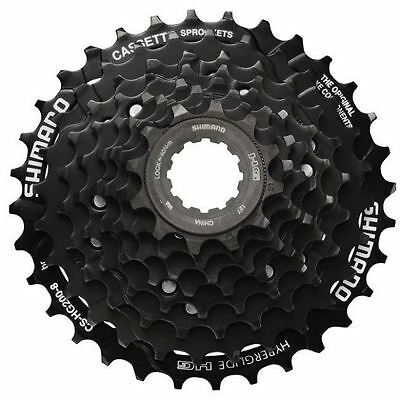 Shimano CSHG200 7 Speed Bicycle Gear Sprocket Cassettes 12/28T 12/38T