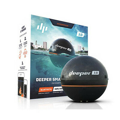 Deeper Wireless Smart Fishfinder 3.0 Find Fish With Your Smartphone