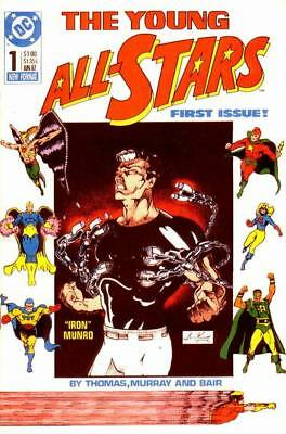 Young All-Stars #1-30 + Annual #1 Set/JSA/Roy Thomas/Michael Bair/1987 DC Comics