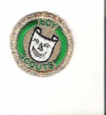Scouts Canada - Merit proficiency badge  - embrodiered - entertainer