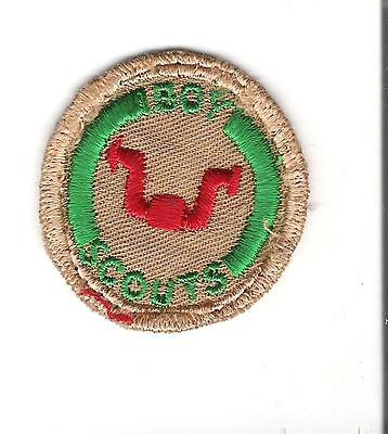 Scouts Canada - Merit proficiency badge  - embrodiered - carpenter