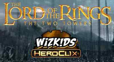 Wizkids Games--Heroclix - Lord of the Rings Two Towers Campaign Starter