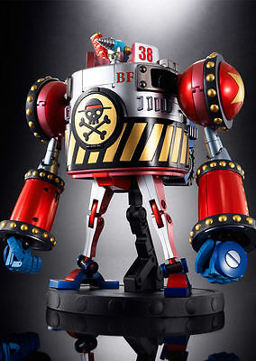 Bandai Soul Of Chogokin Gx-63 One Piece General Franky Usato Used