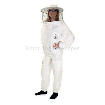 [FRANÇAIS] BUZZ Beekeepers Tunic With Round Veil And Trousers Set - All Sizes