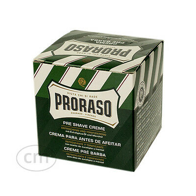 Proraso Men's Pre-Shave Cream. 100ml Jar